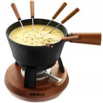 Fondue queso Boska Pro hierro fundido 1 L