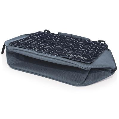 Bolsa porta fiambreras My lunchbag espiga negro