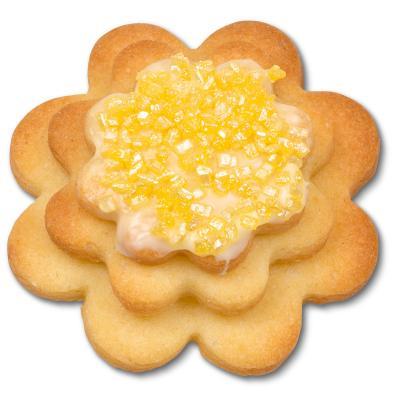 Juego 3 cortadores galletas Flores mini