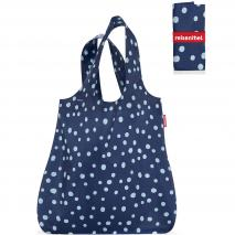 Bolsa compra plegable shopper Navy
