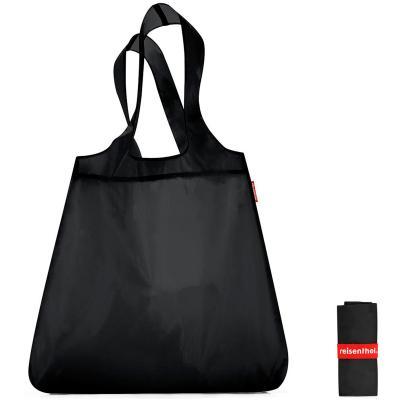 Bolsa compra plegable shopper black