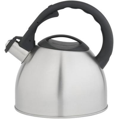 Hervidor de agua 2,5 l acero inox mate