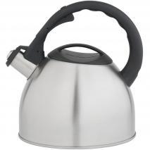 Bullidor d'aigua 2,5 l acer inox mate