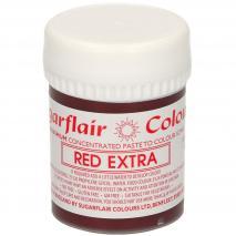 Colorant en pasta concentrat 42 g extra vermell