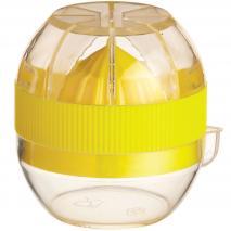 Exprimidor mini de plástico con tapa
