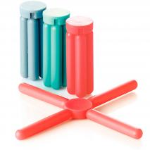 Estalvis plegable silicona