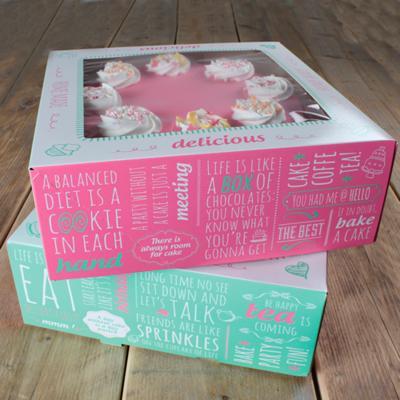 Set 2 cajas pasteles Quotes