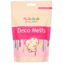 Deco Melts 250 gr blanc extrem