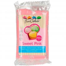 Fondant FunCakes 250 g rosa