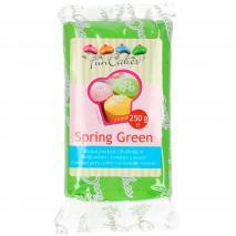 Fondant FunCakes 250 g verde