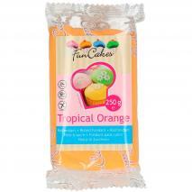 Fondant FunCakes 250 g sea naranja tropical