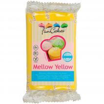 Fondant FunCakes 250 g amarillo