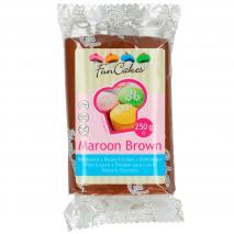 Fondant Regalice 250 g Chocolate Marrón