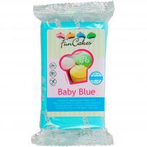 Fondant FunCakes 250 g azul bebé