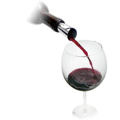 Escanciador vino hojas antigoteo x5