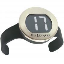 Termòmetre digital per a vi exterior ampolla