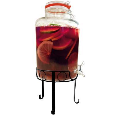 Soporte para dispensador jarra con grifo 8 L