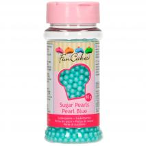 Sprinkles perla azúcar 4 mm 80 g azul