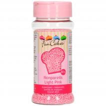 Sprinkles nonpareils 80 g rosa claro