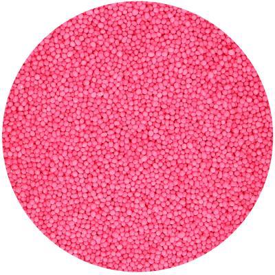 Sprinkles Nonpareils 80 g rosa fuerte