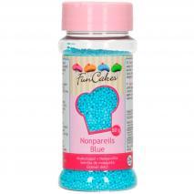 Sprinkles nonpareils 80 g blau turquesa