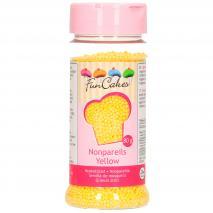 Sprinkles nonpareils 80 g groc