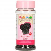 Sprinkles nonpareils 80 g negro