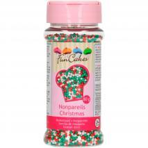 Sprinkles nonpareils X-mas 80 g
