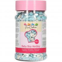Sprinkles Medley Baby blau 180g