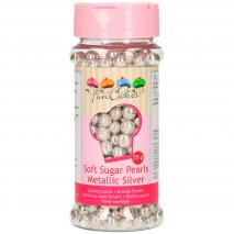 Sprinkles perles toves plata metal.litzat 55 g