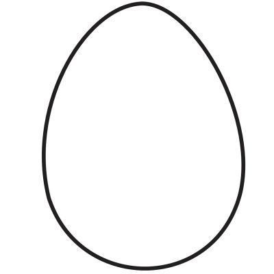 Molde chocolate mona de pascua huevo Gigante