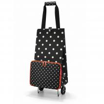 Carro compra plegable Reisenthal Mixed Dots