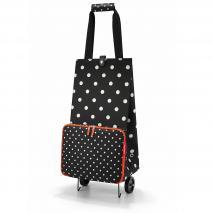 Carro compra plegable Reisenthal Mixed Dots