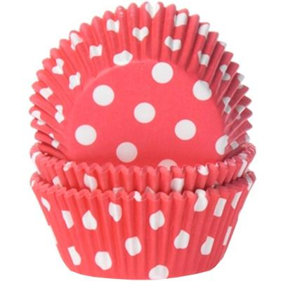 Papel cupcakes Topos House of Marie
