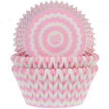 Papel cupcakes x50 Baby