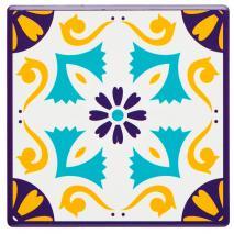 Posagots Mustard motif base suro