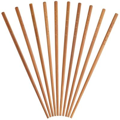 Juego 10 bastoncillos chinos en bambú natural