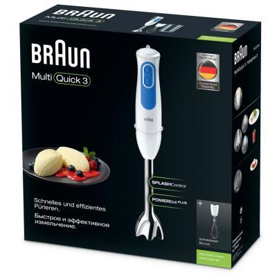Batidora Braun minipimer Multi Quick 700W