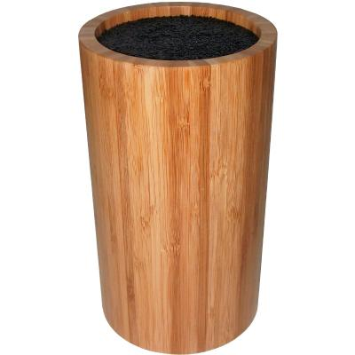 Taco cuchillos bambú