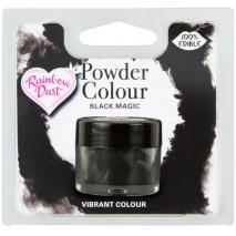 Colorant pols Rainbow Dust 2 g negre