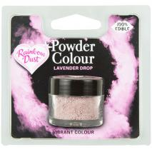 Colorant pols Rainbow Dust 2 g lavanda