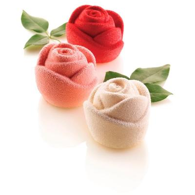 Molde rosas mini 15 cav. x23 ml