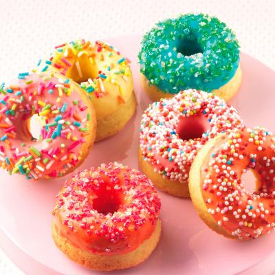 Molde silicona Mini Donut 15 cav
