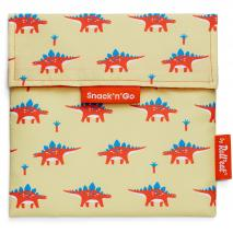 Bolsa Porta snacks Snack'n Go Animals Dino