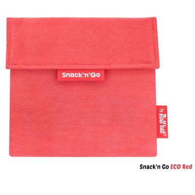 Bolsa Porta snacks Snack'n Go Eco colores nuevo