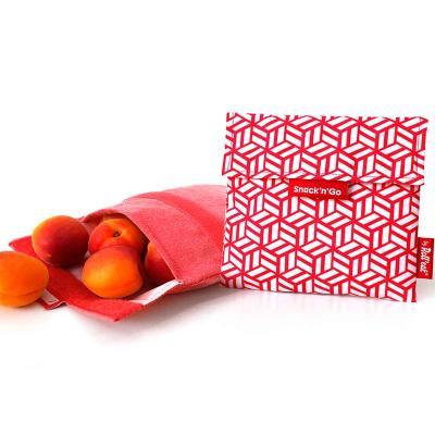 Bolsa Porta snacks Snack'n Go Tiles nuevo