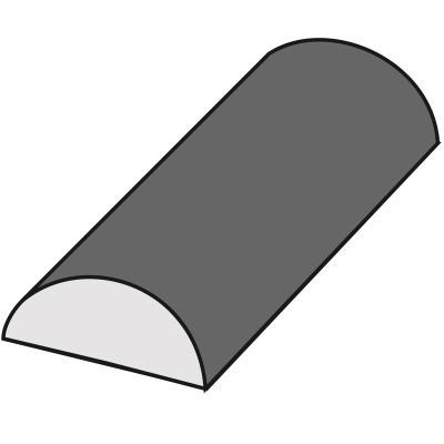 Molde turrón gourmet cilíndrico x 4 partes