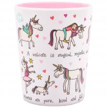Vaso infantil Unicornio