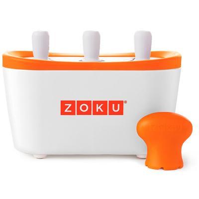 Máquina helados Zoku triple