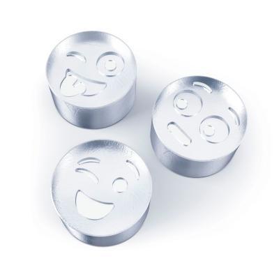 Cubitera emoticonos Zoku 10 cubitos